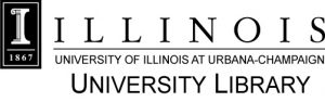 University of Illinois - Urbana libraries logo